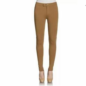 VINCE Jersey Riding Pants Size 2 Natural